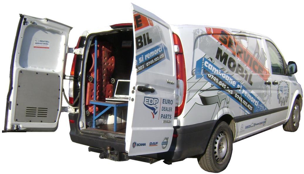 service camioane mobil